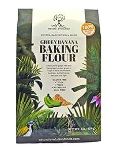 La Migliore Farina Di Banana Senza Glutine (454g)