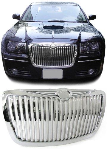 Carparts-Online 19991 Sport Kühlergrill Grill Rolls Royce Look chrom