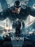 Affiche Cinéma Originale Grand Format - Venom (Format 120 x 160 cm pliée)