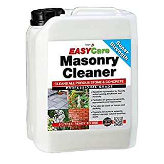 Masonry Cleaner 5 Ltr Brick and Paving Cleaner