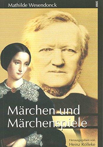 Märchen und Märchenspiele (Livre en allemand)