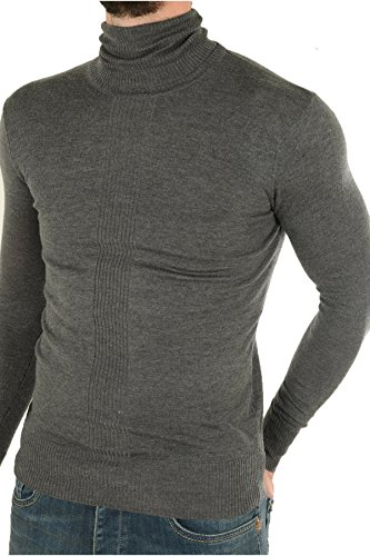 biaggio-pull-gilet-paxil-dk-grey-mel-homme-m-gris