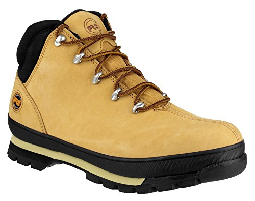 Timberland Mens Splitrock Pro Industrial Safety Boots Wheat M1044N Wheat