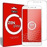 nandu I ZenGlass Flexible Glas-Folie für ASUS ZenFone 3 Max ZC553KL 2017 Panzerfolie I Display-Schutzfolie 9H