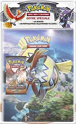 Pokémon Luna y Sol Sombras Ardentes de Asmodee
