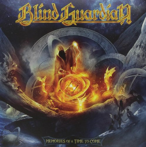 Blind Guardian: Memories of a Time to Come [Vinyl LP] (Vinyl)