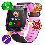 #8: Outgeek Kids Phone Watch Creative Smart Watch Touch Screen Watch for Children