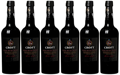 Croft Ruby Port (6 x 0.75 l)