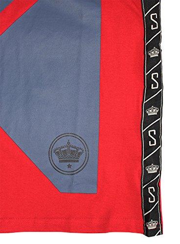 SoulStar Herren T-Shirt Rot