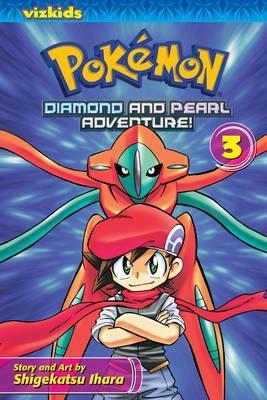 [Pokemon Diamond & Pearl Adventure: 3] (By: Shigekatsu Ihara) [published: June, 2014]
