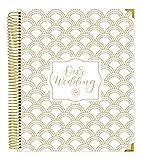 Bloom diario planificadores planificador sin fecha de boda
