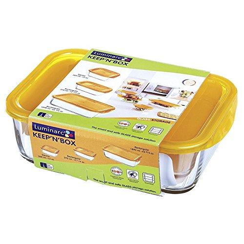 Preisvergleich Produktbild HTI-Line Vorratsdosen-Set Keep Aufbewahrung Orange