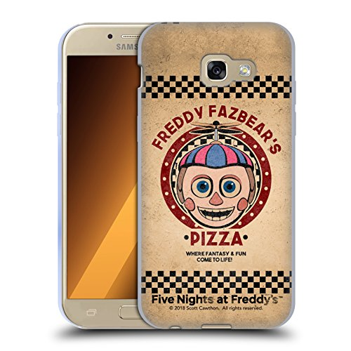 Official Five Nights At Freddy's Balloon Boy Freddy Fazbear's Pizza Soft Gel Case for Samsung Galaxy A5 (2017)