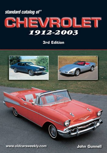 Standard Catalog of Chevrolet (DVD)