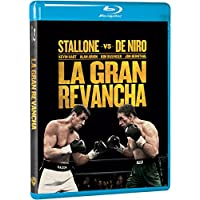 La Gran Revancha Blu-Ray
