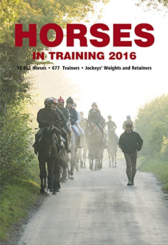 Horses in Training 2016