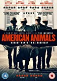 American Animals [DVD] [2018]
