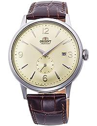 Orient clásica pequeño segundo mecánico reloj de pulsera rn-ap0003s hombre