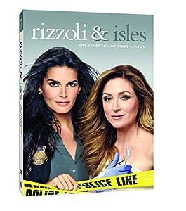 Rizzoli & Isles: The Complete Seventh Season [DVD]