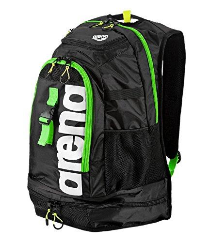 Arena Fastpack 2.1 Zaino - Scuro Grigio/Lime Acido/Bianco, L