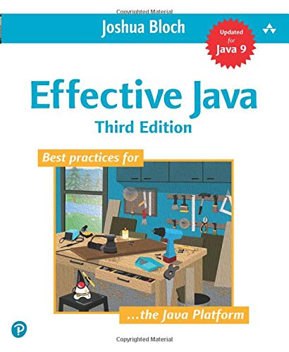 Effective Java (Programmierung Best Practices)