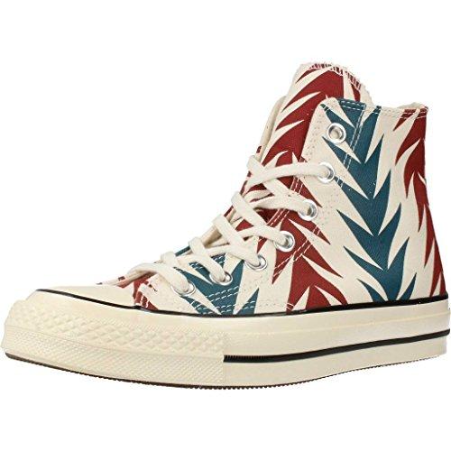 Converse Hightop Sneaker All Star Prem Hi 1970'S Can Gr Weiß/Rot/Blau EU 45