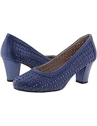 PITILLOS Zapatos Estilo Salón Piel