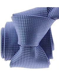 Clj Charles Le Jeune - Cravate Clj, Roméo Bleu