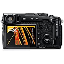 Fujifilm X-Pro2 Displayschutzfolie - 3 x atFoliX FX-Antireflex blendfreie Schutzfolie