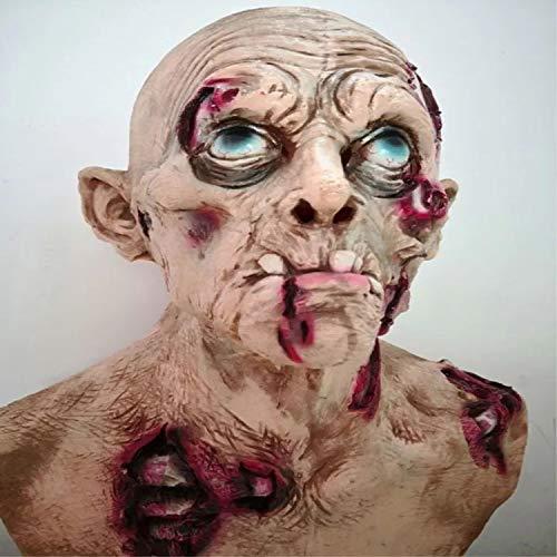 Charakter Dress Up Ideen - STTA Halloween Latex Masken, Dry Corpse