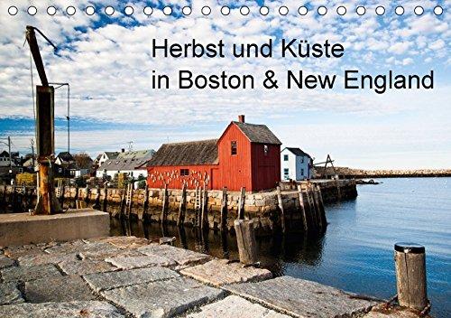 Cape Cod Strände (Herbst und Küste in Boston & New England (Tischkalender 2018 DIN A5 quer): Eindrücke einer Boston-Reise mit Ausflügen nach Rockport, Cape Cod & Walden ... Annette und www.culinarypixel.de, k.A.)