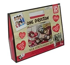 1D One Direction V.I.P. Stationary Set