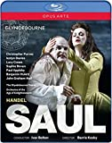 Handel:Saul [Soloists; The Glyndebourne Orchestra; Orchestra of the Age of Enlightenement ] [Opus Arte: BLU RAY] [Blu-ray]