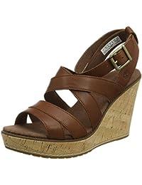 Zapatos marrones Timberland Danforth para mujer Zapatillas