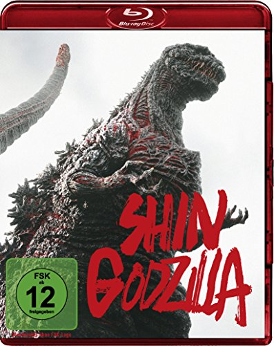 Shin Godzilla [Blu-ray] (Godzilla Collection Blu-ray)