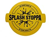 splashstoppa 1670N Cement Mixer Lid, Black and Yellow
