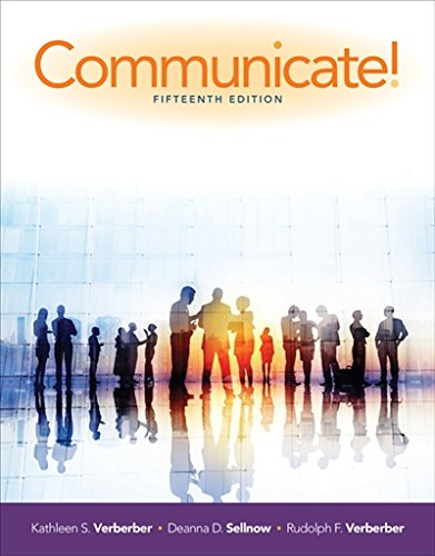 PDF DOWNLOAD Communicate Popular Ebook By Rudolph
