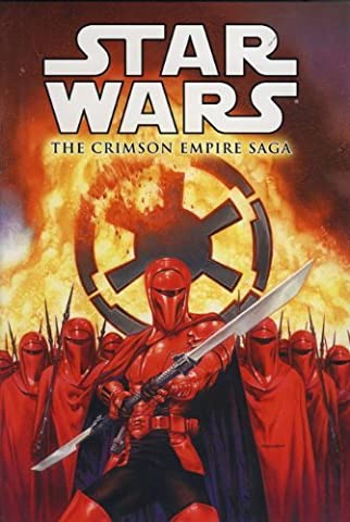 [ STAR WARS - CRIMSON EMPIRE III EMPIRE LOSTBY RICHARDSON, MIKE](AUTHOR)HARDBACK