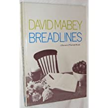 Breadlines: Journal of Food and Events