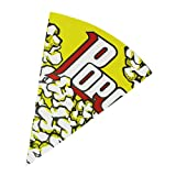Popcorn Taschen - TOOGOO(R) 100X Popcorntueten Papiertueten Mandeln Popcorn S