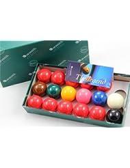 Bolas de Snooker Aramith 5,08 cm 17 Bolas