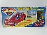 KENNER - SUPERMAN - SUPER COUPE - MACCHINA TRASFORMABILE - CON CLARK KENT E SUPERMAN INCLUSI
