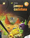 Lengua castellana 6º Primaria Superpixèpolis LA (Projecte Superpixèpolis) - 9788447929474