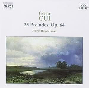 Preludes Op. 64