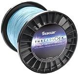 Seaguar threadlock Geflochtene Angelschnur, blau, 60-pound/2500-yard von Seaguar