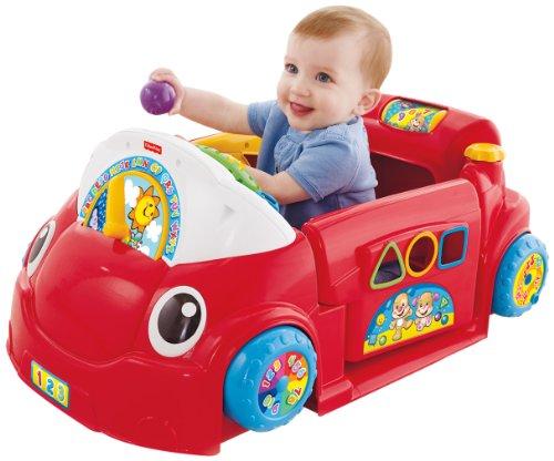 Fisher-Price Mattel bjv37 la voiture