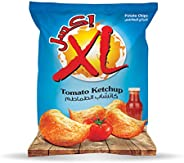 Xl  Potato Ketchup Chips - 25 gm