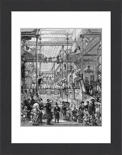 framed-print-of-bon-marche