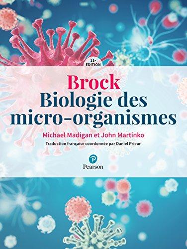 Brock : Biologie des micro-organismes