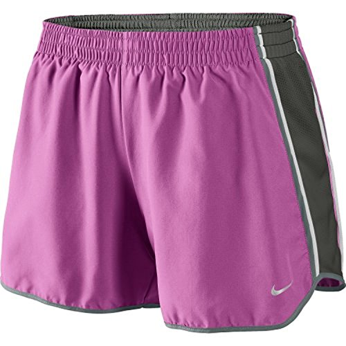 Nike Low Rise Tempo Short - Klein - Club Pink / Newsprint / Mercury Grey (Low Rise Nike Shorts)